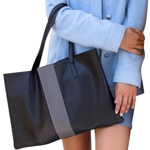 Vince Camuto - Luck Tote, Vegan Leather